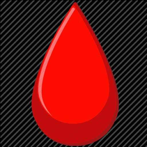 Blood, Drop, Medicine, Red Icon