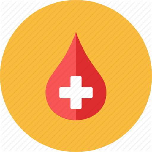 Blood, Donate Icon