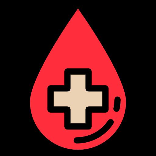 Transfusion, Blood Donation, Donation Icon