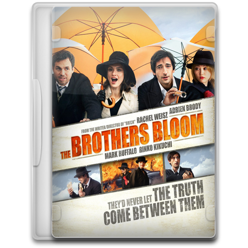 The Brothers Bloom Icon Movie Mega Pack Iconset