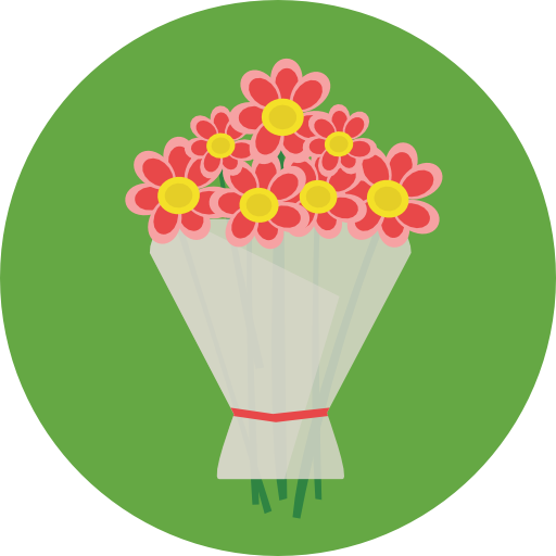 Floral, Spring, Easter, Chamomile, Blossom, Flower, Bloom Icon