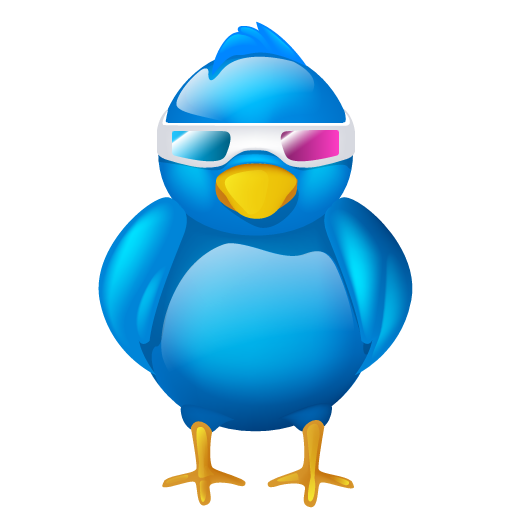 Bird Icon Wears Sunglasses Download Free Icons