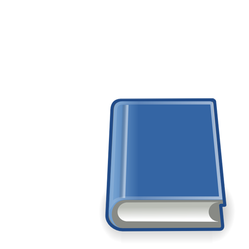 Blue Book Icon Download Free Icons