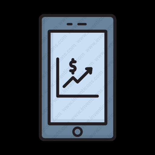 Download Mobile Phone Icon Inventicons