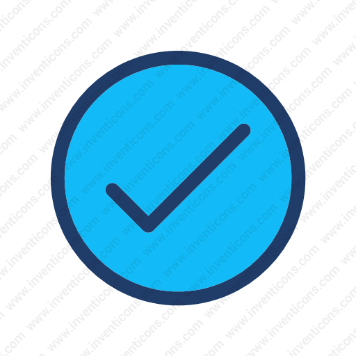 Download Checkmark,approve Icon Inventicons