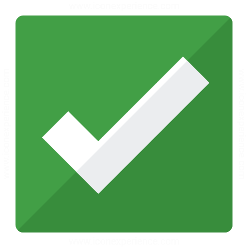 Iconexperience G Collection Checkbox Icon