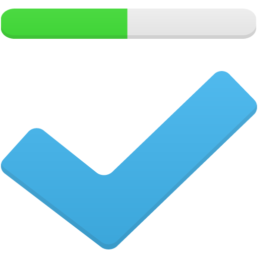 Pictures Of Blue Success Icon