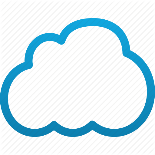 Cloud Icon Transparent Png Clipart Free Download