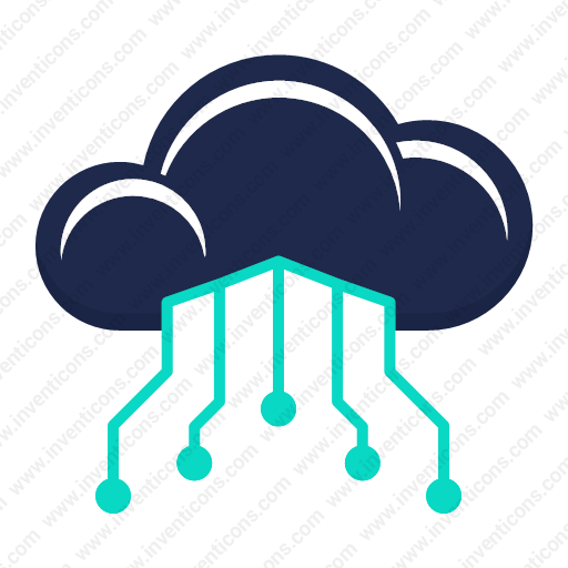 Download Cloud,technology Icon Inventicons