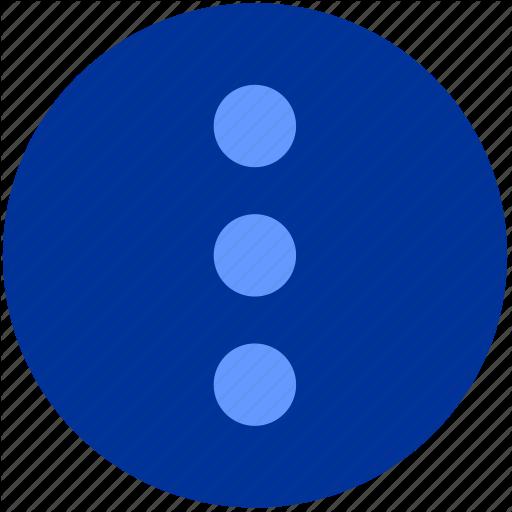 Additional, Dot, Menu, Vertical Icon