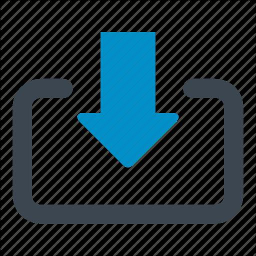 Down, Down Arrow, Download, Downloading, Download, Save Icon