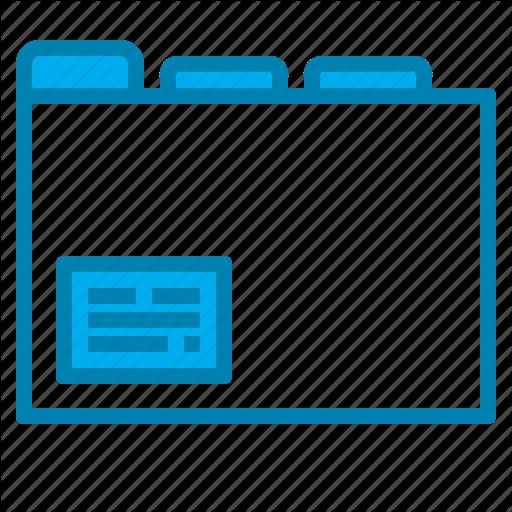Blue, File, Market, Money, Office, Online, Seo Icon