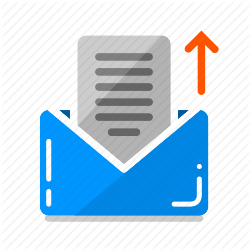 Email, Email Sent, Gmail, Letter, Message, Send, Work Icon