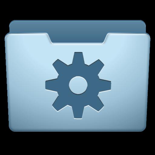 Ocean Blue Options Icon