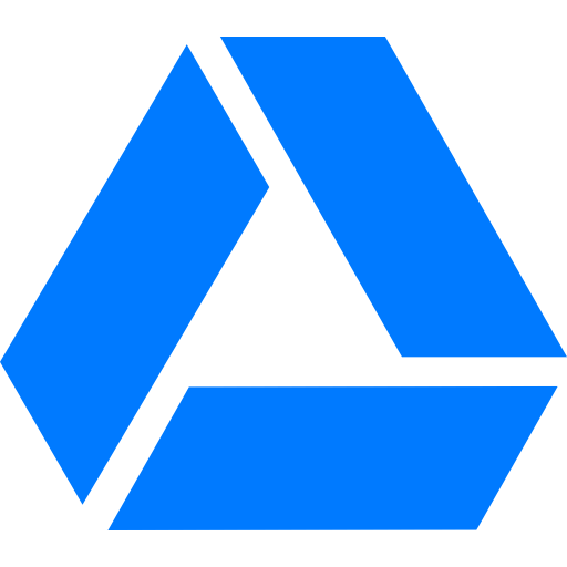 Google Drive Alternate Blue Icons, Free Icons In Google Drive