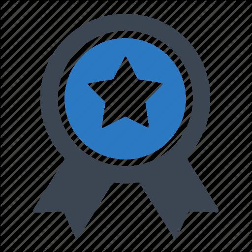 Achievement, Award, Best Quality, Quality, Ribbon Icon