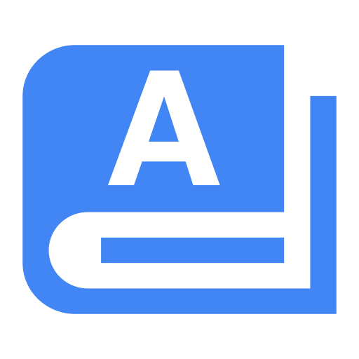 Blue Sensitive Thesaurus, Blue, Star Icon With Png And Vector