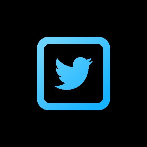 Bird, Blue, Network, Share, Twitter Icon