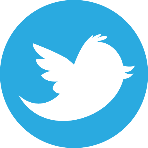 Circle Twitter Icon Transparent Png