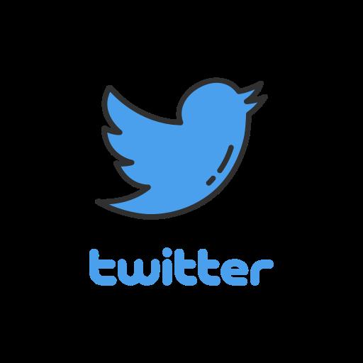 Twitter Button, Twitter Logo, Brid, Twitter Icon