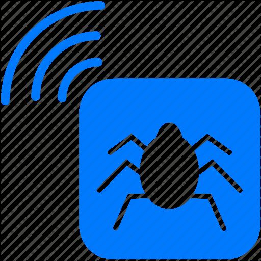 Antenna, Antivirus, Bug, Internet, Radio, Signal, Spider, Spy, Spy
