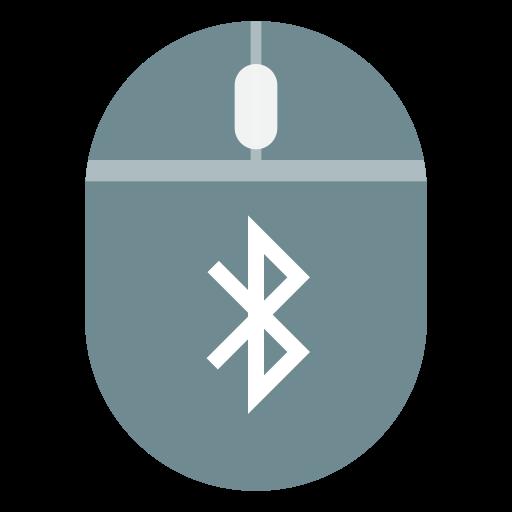 Blueman, Mouse, Bluetooth Icon Free Of Zafiro Devices