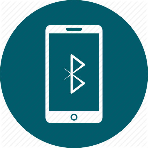 Bluetooth, Call, Communication, Iphone, Mobile, Mobile Phone Icon