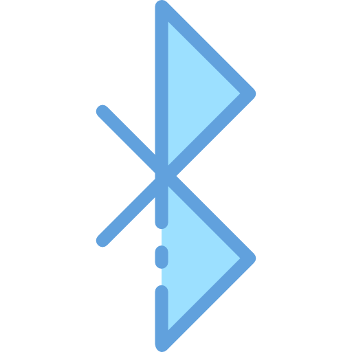 Multimedia, System, Bluetooth Icon