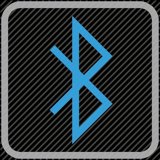 Bluetooth, Bluetooth Connection, Bluetooth Sign, Bluetooth Symbol Icon