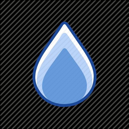 Adobe Tool, Blur Tool, Brush, Water Drop Icon