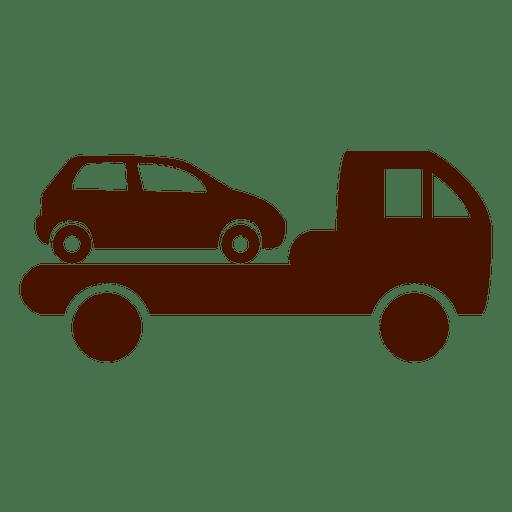 Car Truck Transport Icon