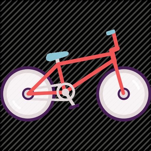 Bike, Bmx, Cycle, Cycling, Sports Icon