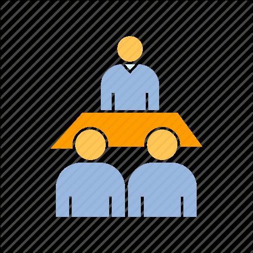 Board, Corporation, Executive, Meeting Icon