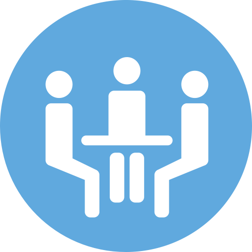 Meeting Icon With Png And Vector Format For Free Unlimited