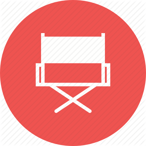 Chair, Direction, Director's Chair, Equipment, Film Making