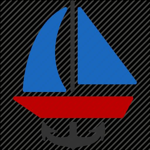 Anchor, Boat, Navigation, Ship, Shipping, Transport, Water Icon