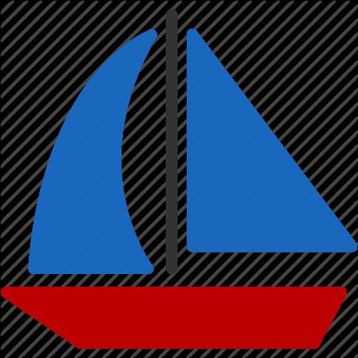Boat, Marine, Nautical, Navigation, Sail, Ship, Yacht Icon