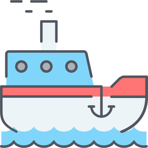 Fishing Boat Boat Png Icon