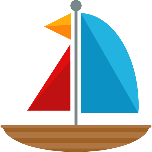 Sailing Boat Png Icon