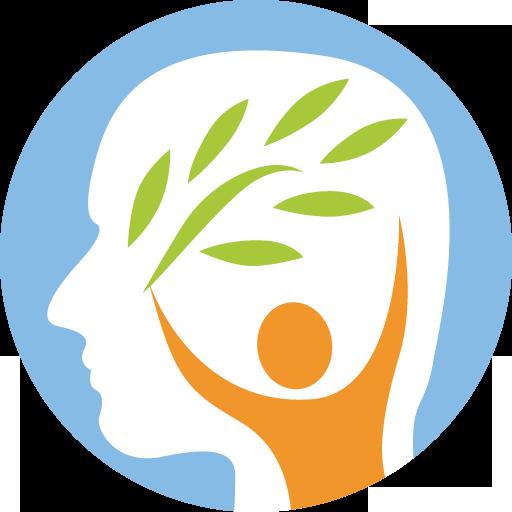 Mind Body Green Icon Basic Round Social Iconset S Icons