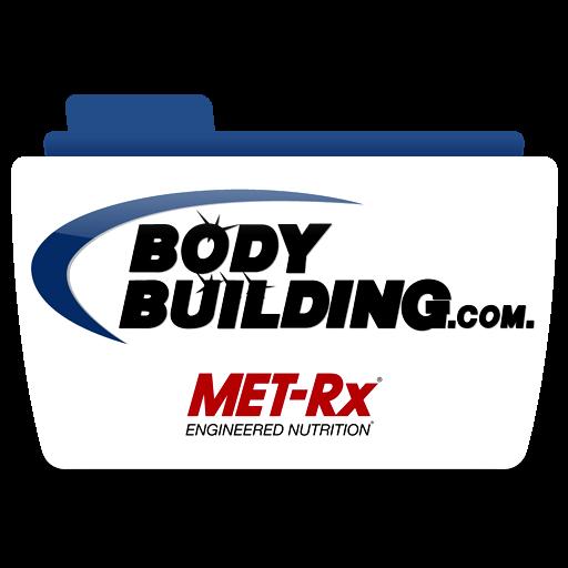 Bodybuilding, Folder, Icon Free Of Colorflow Icons
