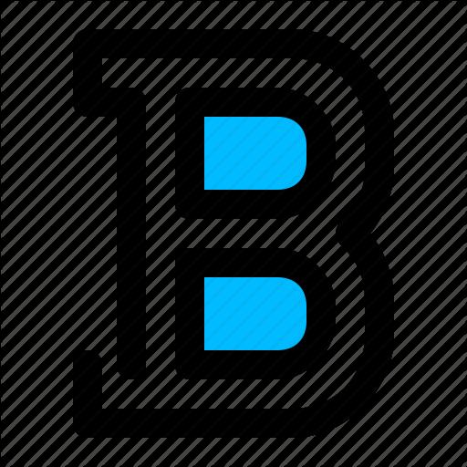 Bold, Font, Formatting, Text Icon