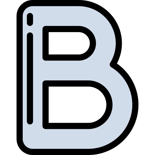 Bold Png Icon