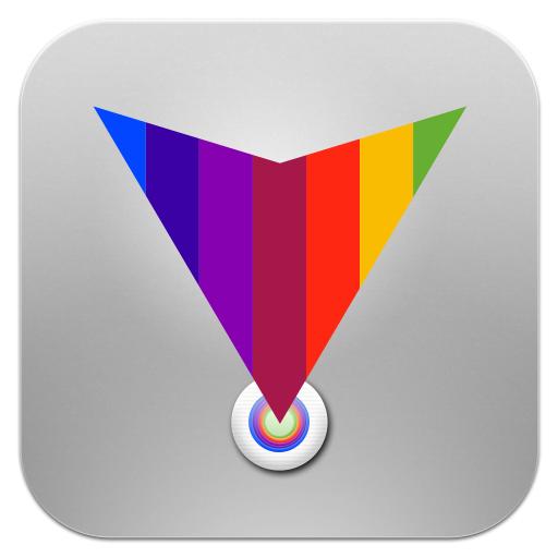 Colorful, Bold Icon Design
