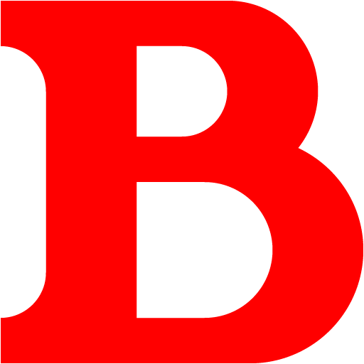 Red Bold Icon