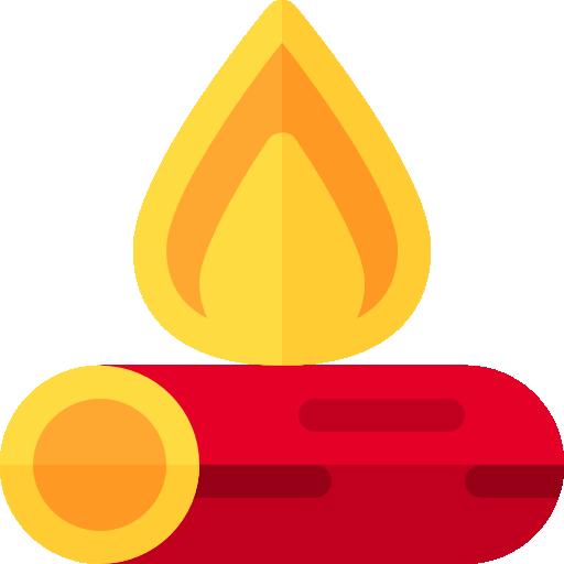 Bonfire Icon Renewable Energy Freepik