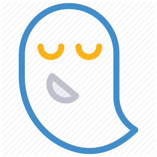 Boo, Ghost, Horror, Scary Icon