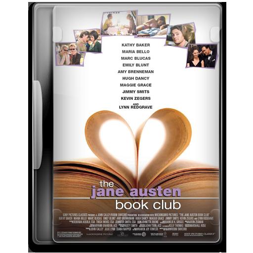 The Jane Austen Book Club Icon Movie Mega Pack Iconset