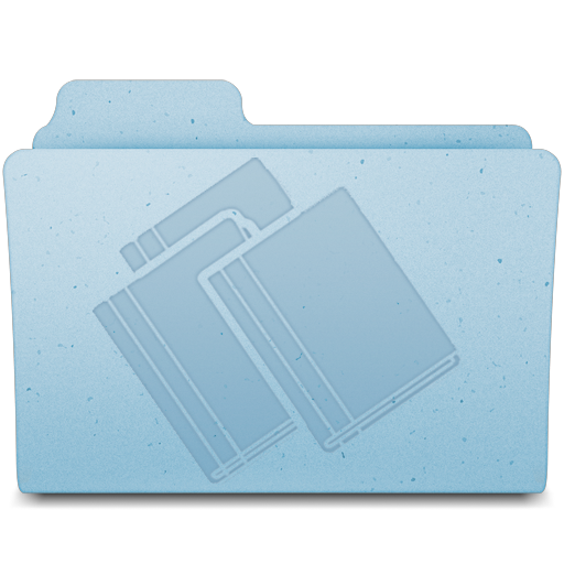 Book Folder Icon Images