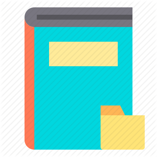 Agenda, Book, Business, Folder, Notebook Icon